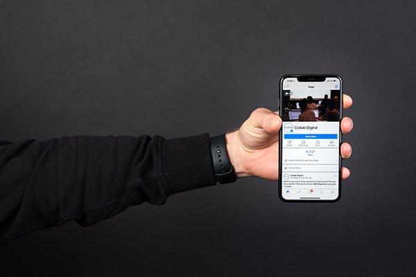 Collab Digital - social media for business - Facebook