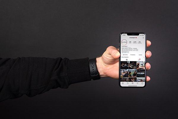 Collab Digital - social media for business - Instagram