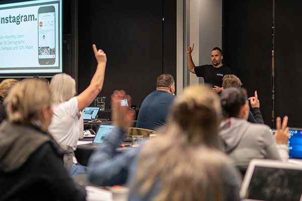 Collab Digital - Social Media Workshops