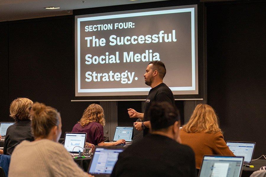 Collab Digital Social Media Workshop